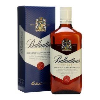 Ballantine's Finest Whisky 750 ML   ยกลัง 12 ขวด 6480 บาท