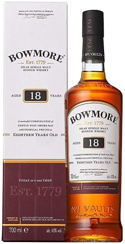 Bowmore 18 Years 700 ML