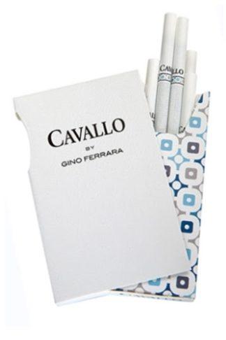 CAVALLO By GINO FERRARA  บุหรี cigarette (Slim)