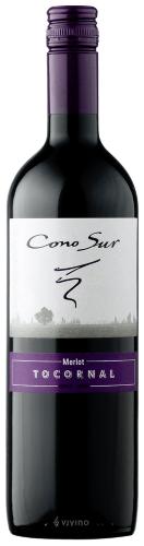 Cono Sur Toconal Merlot    ยกลัง 12 ขวด 4860 บาท