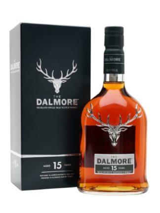 Dalmore 15 Years 700 ML   ยกลัง 12 ขวด 30000 บาท