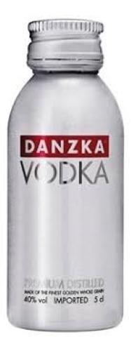 Danzka Vodka 50 ML วอดก้า / เตกีล่า vodka / tequila ยกลัง 12 ขวด 1000 บาท (แพ็ค 12 ขวด - มี 3 กลิ่น Original Citrus Cranraz)