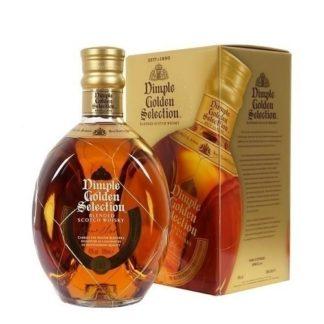 Dimple Golden Selection 700 ML เหล้า whiskey ยกลัง 6 ขวด 8200 บาท