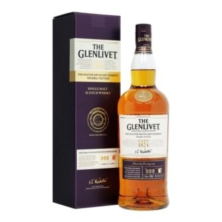 Glenlivet the Master Solera Vatted 1 L ซิงเกิ้ลมอลต์ single malt ยกลัง 12 ขวด 21800 บาท (40%)