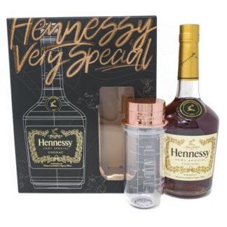 Hennessy Vs Glass Gift Pack 700 ML เหล้า whiskey (40%)
