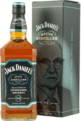 Jack Daniel's Master No.4 1 L   ยกลัง 12 ขวด 15500 บาท (43%)