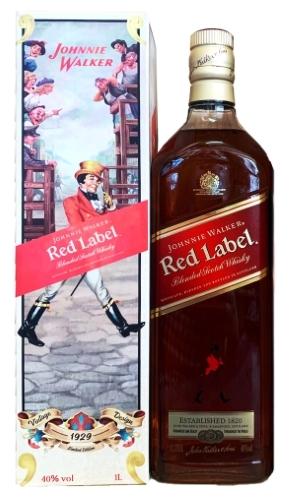 Johnnie Walker Red Limited 2019 1 L   ยกลัง 12 ขวด 7000 บาท