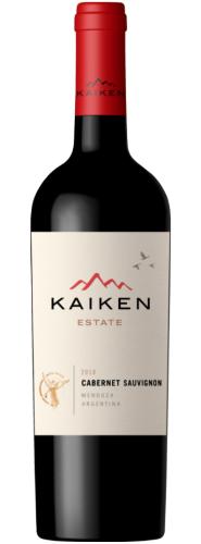 Kaiken Estate Cabernet 2016    ยกลัง 12 ขวด 7400 บาท