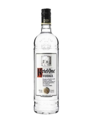 Ketel One Vodka    ยกลัง 12 ขวด 12000 บาท
