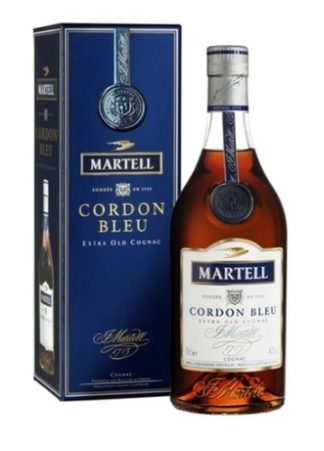 Martell Cordon Bleu Classique Extra Old 700 ML   ยกลัง 12 ขวด 62000 บาท