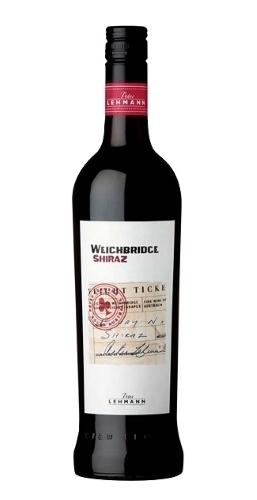 Peter Lehmann Weighbridge Shiraz  ไวน์ wine ยกลัง 12 ขวด 6500 บาท