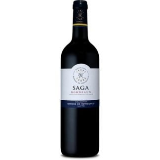 saga bordeaux 2010 750 ML ไวน์ wine ยกลัง 12 ขวด 9000 บาท