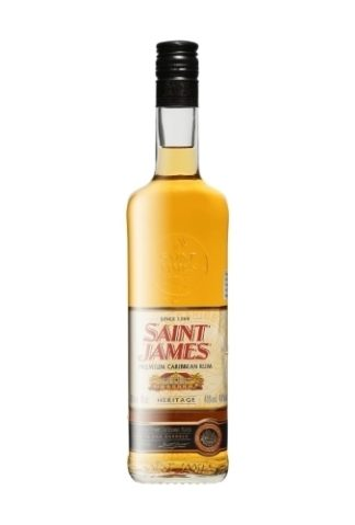 Saint James Heritage 700 ML   ยกลัง 12 ขวด 6500 บาท (40%)