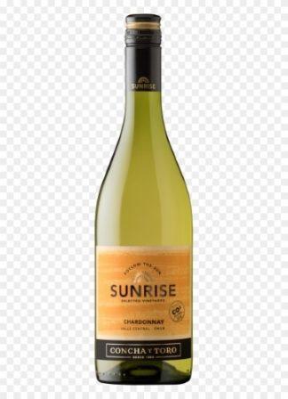 Sunrise Chardonnay 2015    ยกลัง 12 ขวด 6500 บาท