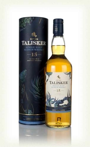 Talisker 15 Years limited 750 ML   ยกลัง 12 ขวด 35400 บาท