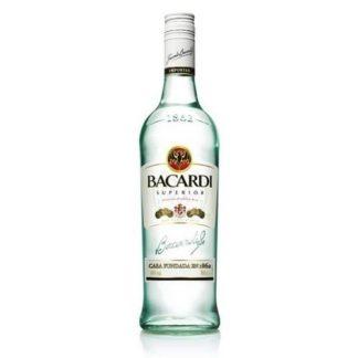 bacardi superior 1 L วอดก้า / เตกีล่า vodka / tequila