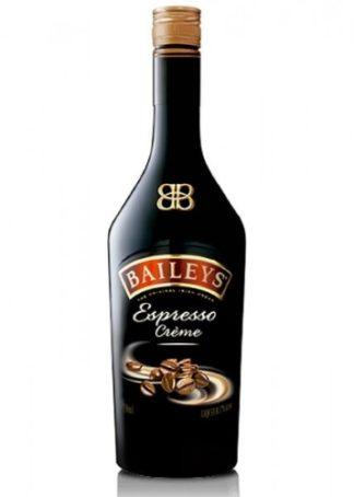 baileys espresso cream 1 L ลิเคียว (ก่อนอาหาร) liquor ยกลัง 12 ขวด 10800 บาท
