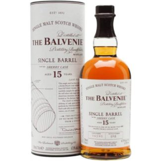 balvenie 15 sherrycask 700 ML ซิงเกิ้ลมอลต์ single malt