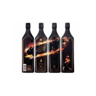 black limited 700 ML เหล้า whiskey