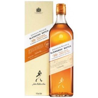 blender batch 10 years 750 ML เหล้า whiskey ยกลัง 12 ขวด 13500 บาท
