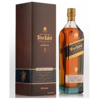 Johnnie Walker blue label the casks edition 1 L เหล้า whiskey ยกลัง 6 ขวด 45800 บาท