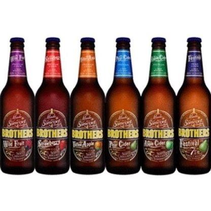 brothers 500 ML เบียร์ beer ยกลัง 12 ขวด 1960 บาท