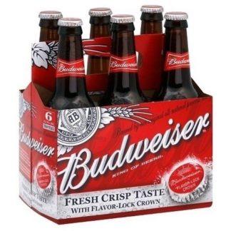 budweiser 330 ML เบียร์ beer ยกลัง 24 ขวด 1700 บาท