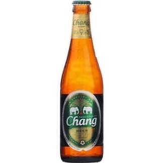 chang ขวดใหญ่ เบียร์ beer ยกลัง 12 ขวด 690 บาท