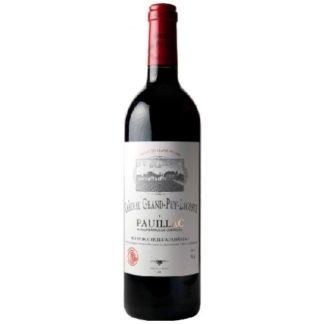 chateau grand puy lacoste  ไวน์ wine