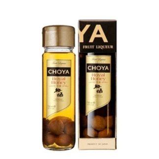 Choya Royal Honey 700 ML โจยะ choya ยกลัง 12 ขวด 10700 บาท (17%)