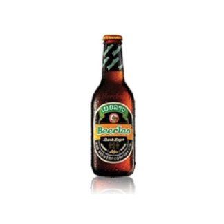 beerlao black ขวดเล็ก เบียร์ beer ยกลัง 24 ขวด 1490 บาท