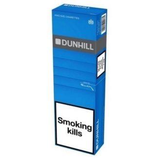 dunhill blue  บุหรี cigarette