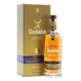 glenfiddich vintage cask 700 ML ซิงเกิ้ลมอลต์ single malt ยกลัง 3 ขวด 8000 บาท (40%)