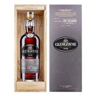 Glengoyne 25 Years Old 700 ML ซิงเกิ้ลมอลต์ single malt ยกลัง 3 ขวด 42500 บาท