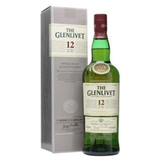 glenlivet 12 years 700 ML ซิงเกิ้ลมอลต์ single malt