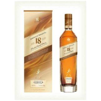 Johnnie Walker 18 years old 1 L เหล้า whiskey ยกลัง 12 ขวด 19500 บาท