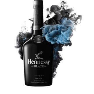 hennessy black 1 L เหล้า whiskey ยกลัง 12 ขวด 22800 บาท (43%)