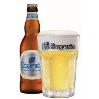 hoegaarden 330 ML เบียร์ beer ยกลัง 24 ขวด 2200 บาท