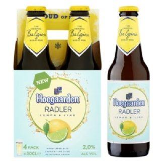 hoegaarden lemon 250 ML เบียร์ beer ยกลัง 24 ขวด 2200 บาท