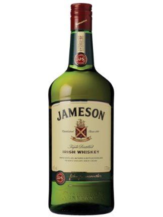 Jameson Irish 1 L เหล้า whiskey ยกลัง 12 ขวด 9500 บาท