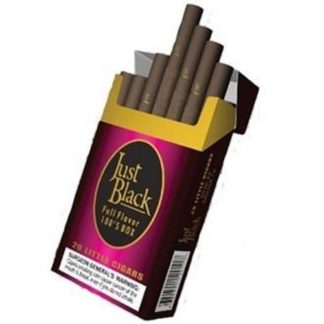 just black red  บุหรี cigarette