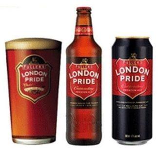 london pride 500 ML เบียร์ beer ยกลัง 12 ขวด 1950 บาท