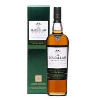The Macallan 1824 Collection Select Oak 1 L ซิงเกิ้ลมอลต์ single malt ยกลัง 12 ขวด 26000 บาท