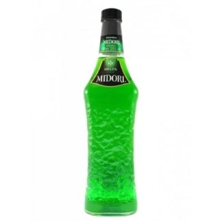 Midori Melon 1 L ลิเคียว (ก่อนอาหาร) liquor ยกลัง 12 ขวด 9800 บาท (20%)