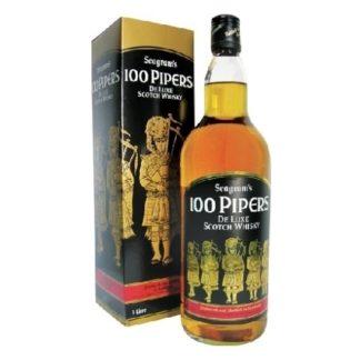 100 pipers 750 ML เหล้าไทย thai whiskey 4650 บาท