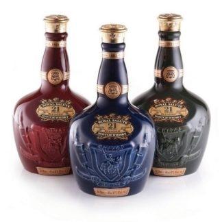 royal salute 1 L เหล้า whiskey ยกลัง 12 ขวด 51000 บาท