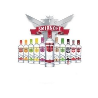 smirnoff 1 L วอดก้า / เตกีล่า vodka / tequila