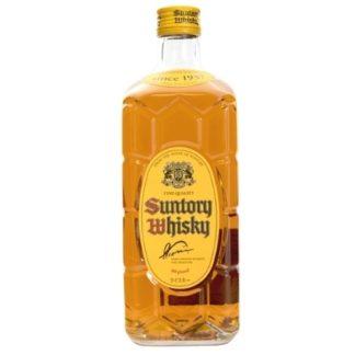 suntory whisky 700 ML เหล้า whiskey ยกลัง 12 ขวด 12000 บาท